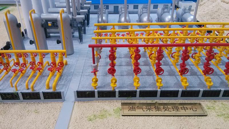 北京鑫浩宸宇模型--北京石油采集沙盘