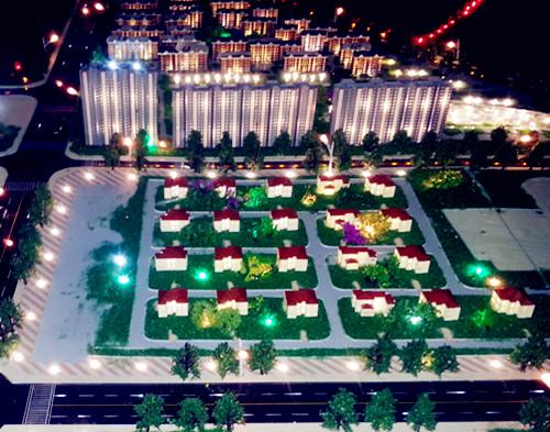 北京城市规划沙盘设计制作
